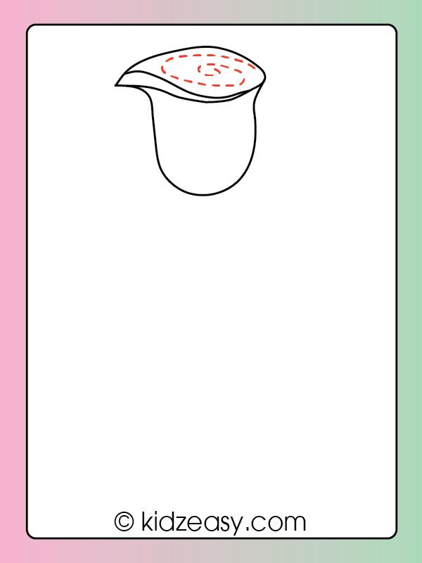 Spiral Step 4