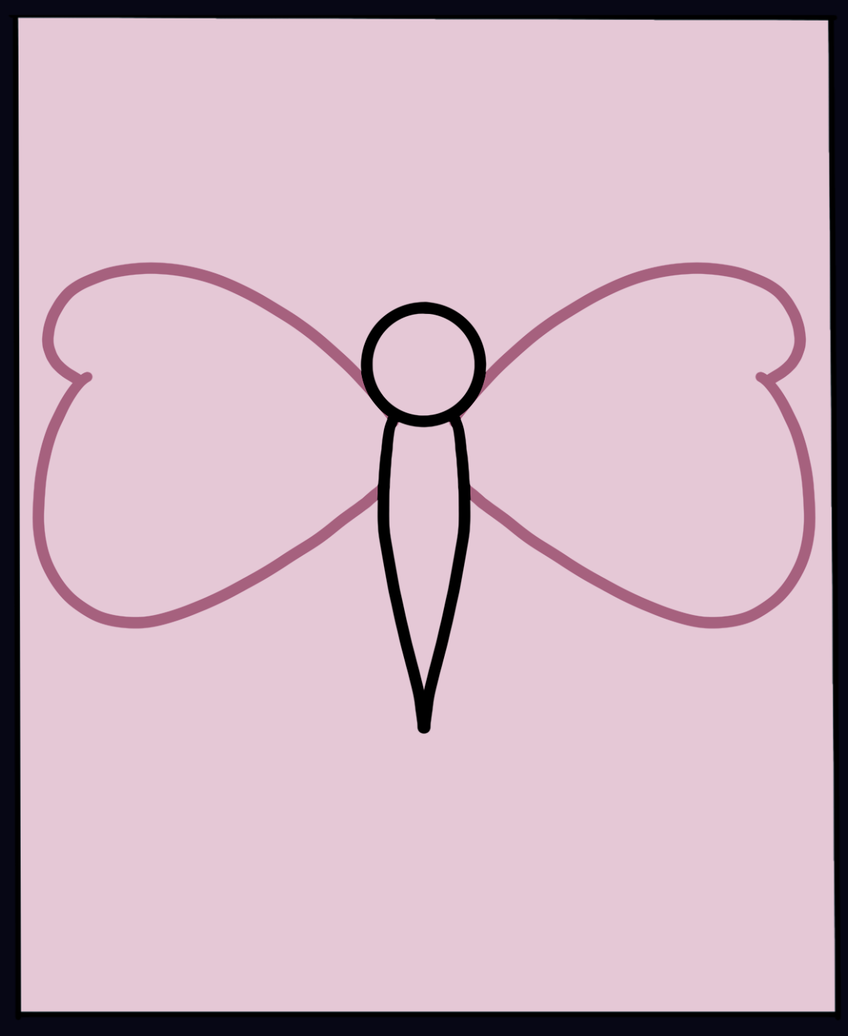 Butterfly Step 3