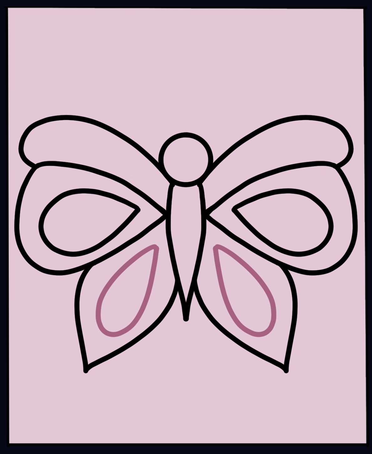 Butterfly Step 6