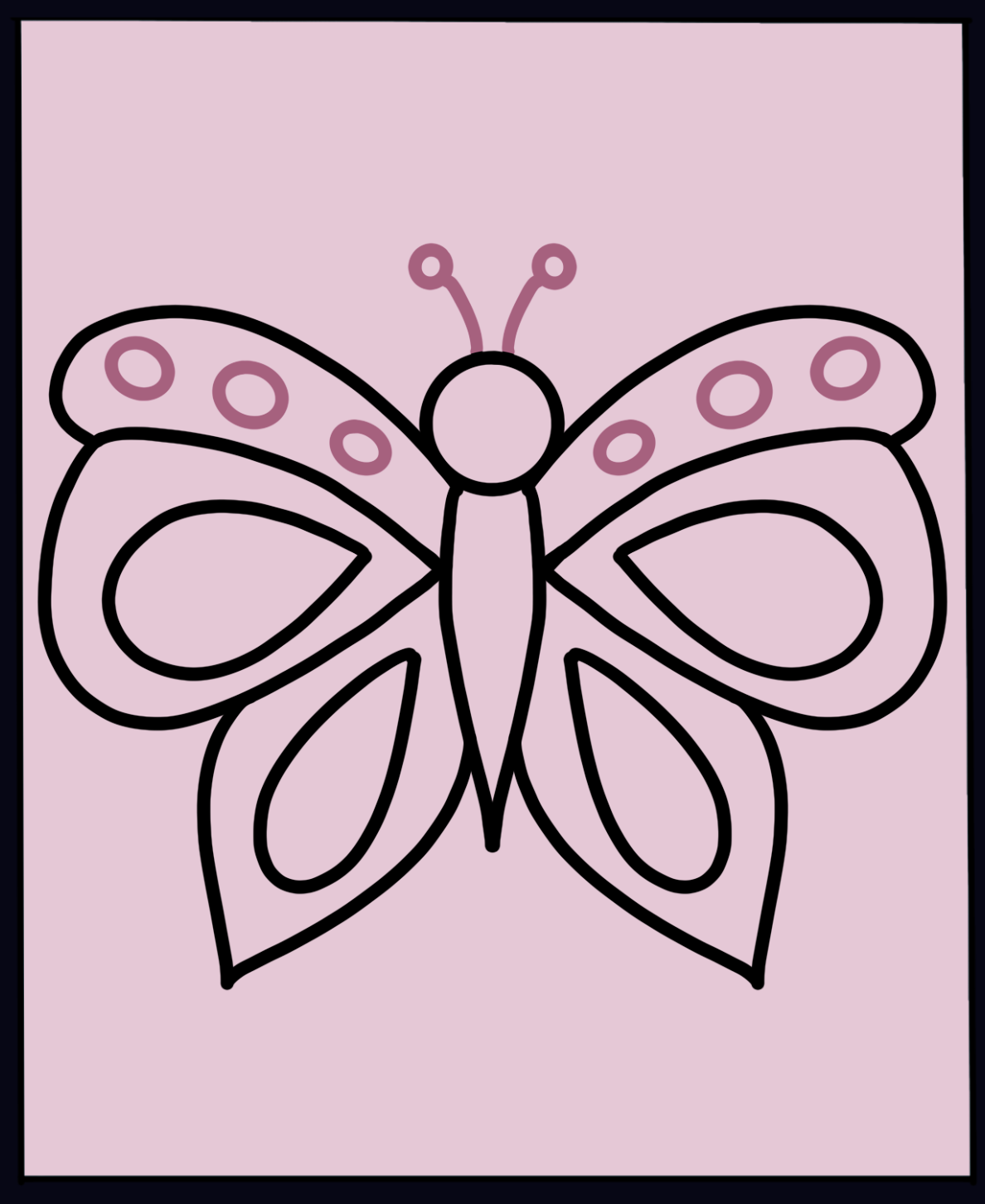 Butterfly Step 7