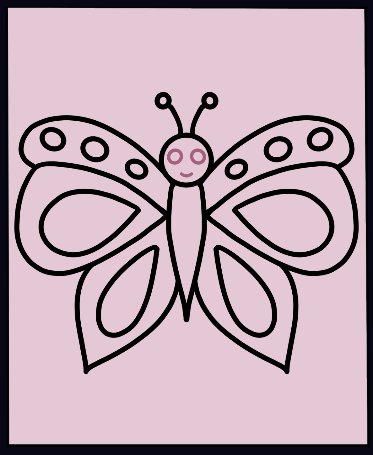 Butterfly Step 8